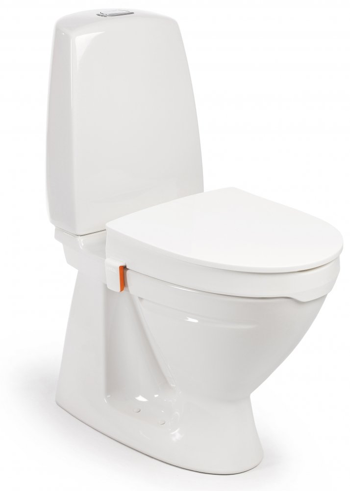 My-Loo Toiletverhoger met deksel  - 6 cm