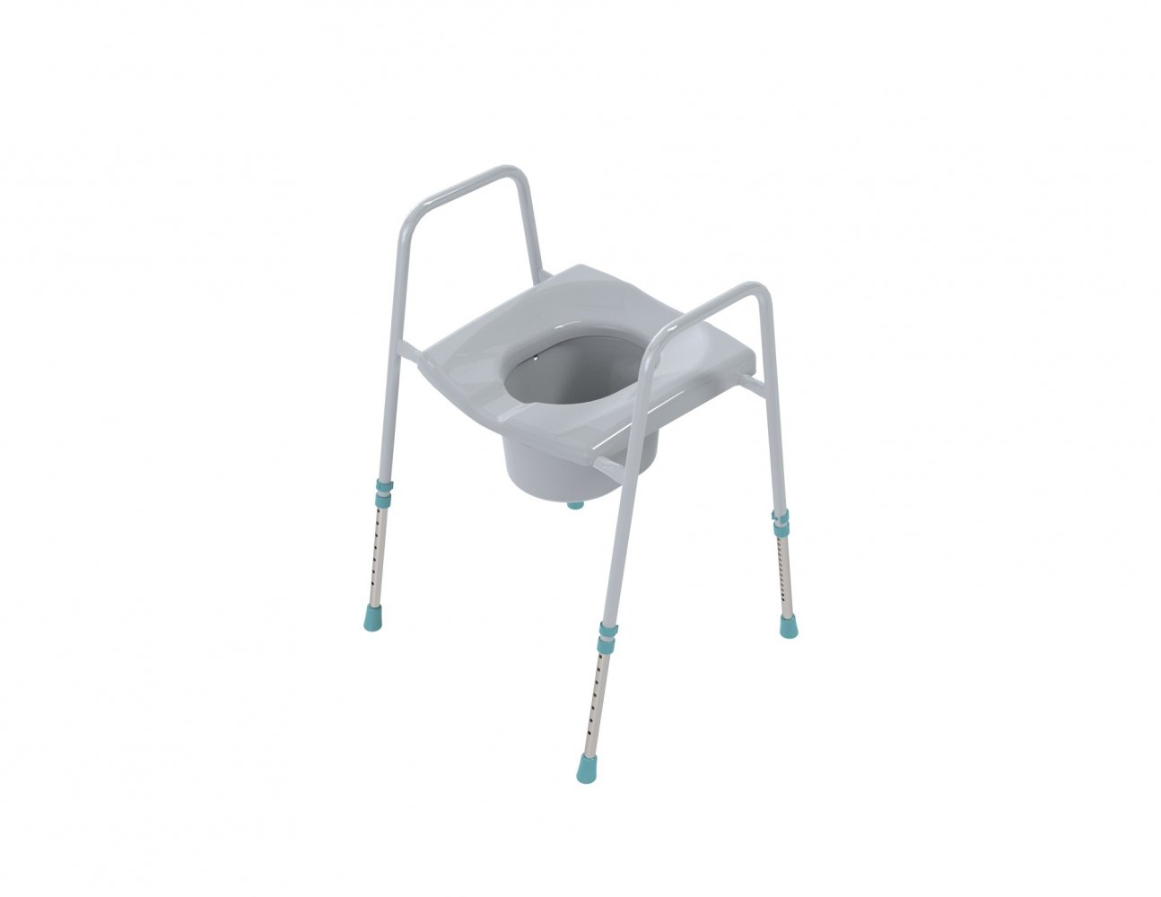 Prima toiletstoel - Classic