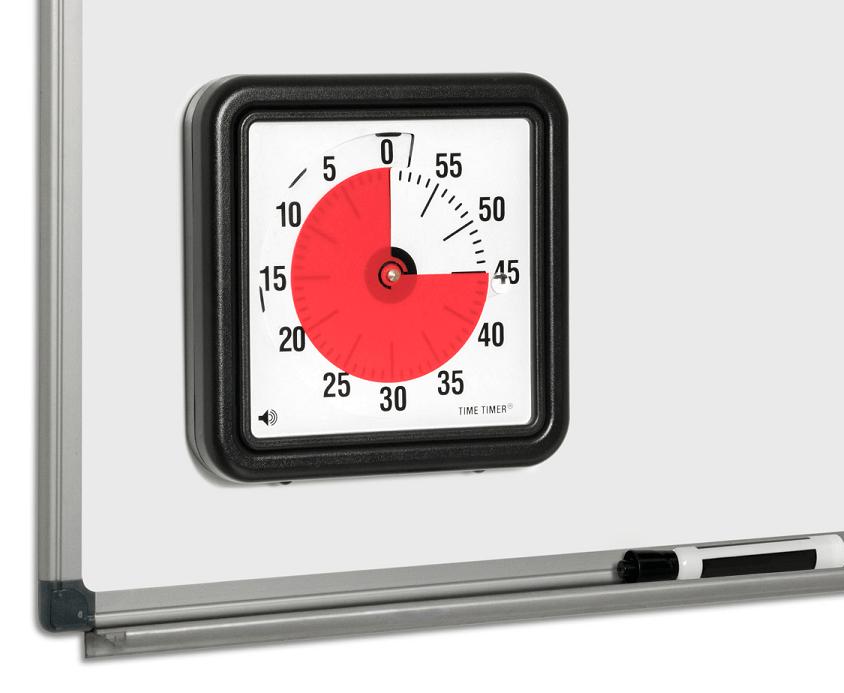 Time Timer Medium met Magneten