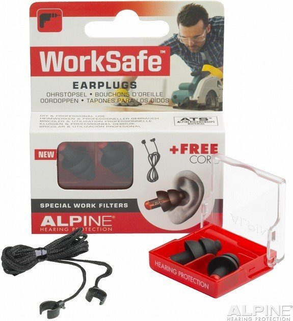 WorkSafe Oordopjes-WorkSafe display