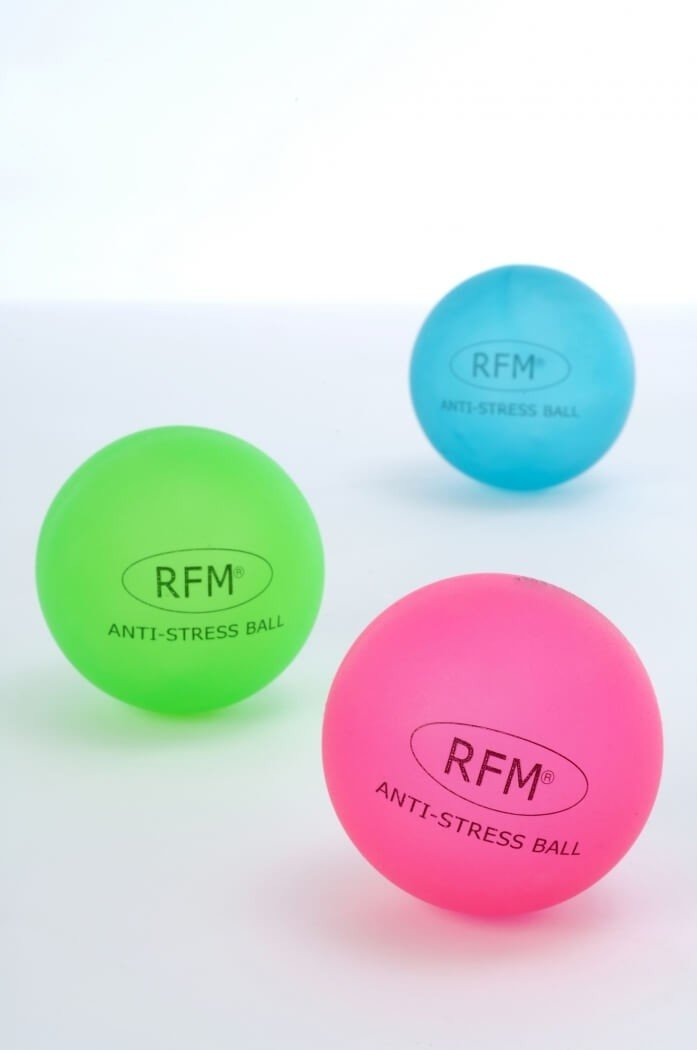 Anti-stressballen-display
