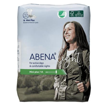 Abena Light Mini Plus 16 stuks verpakking