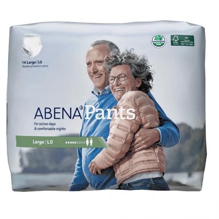 Abena Pants ZERO L0 - 14 stuks verpakking