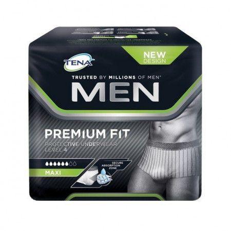 TENA Men Premium Fit Protective Underwear Level 4