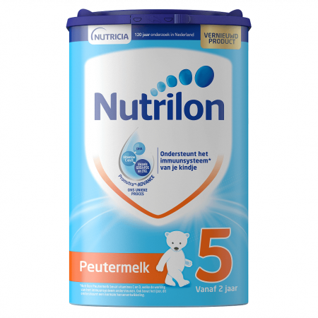 Nutrilon 5 Peutermelk