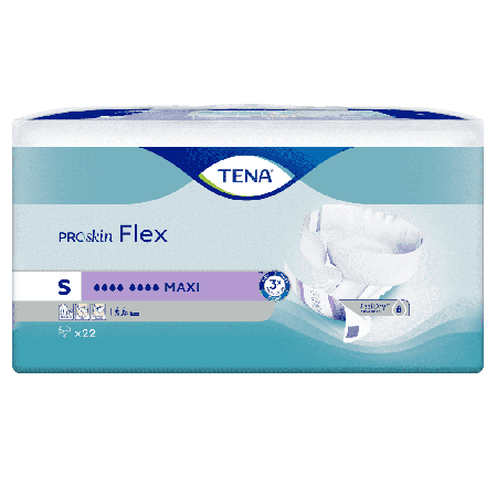 TENA Flex Maxi - S - 22 stuks
