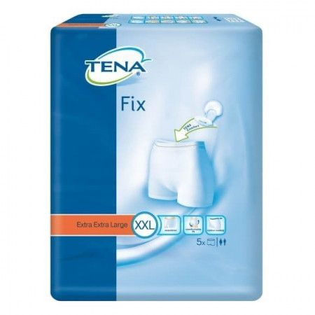 TENA Fix Premium Stretchbroekje - XXL - 5 Stuks