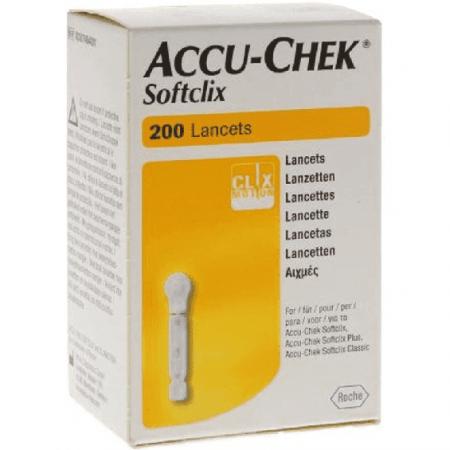 Accu-Chek Softclix Lancet (200 st.)