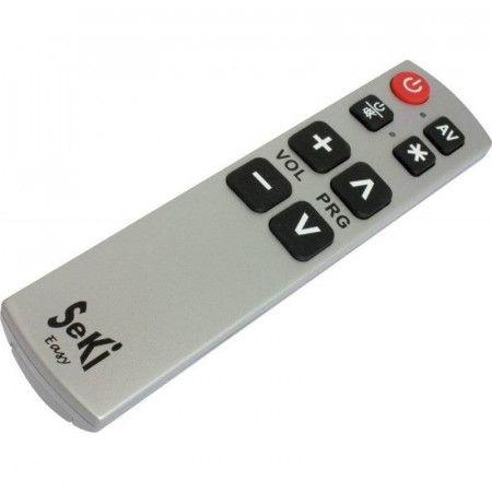Seki Easy afstandsbediening - Silver
