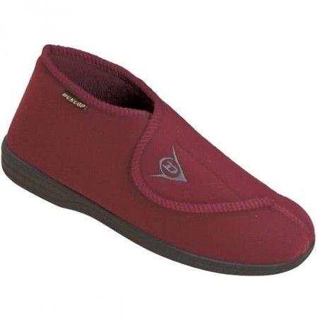 Dunlop Pantoffels Heren Albert - Burgundy