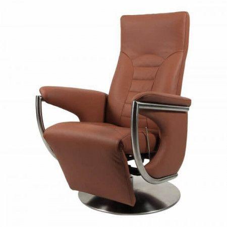 Floyd Relaxstoel bruin