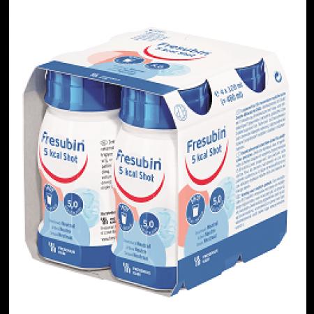 Fresubin 5 kcal Shot - Neutraal - 4x120ml