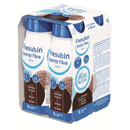 Fresubin Energy Drink - Chocolade - 4x200ml