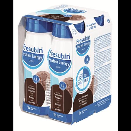 Fresubin Protein Energy Drink - Chocolade - 4x200ml