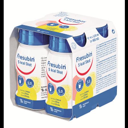 Fresubin 5 kcal Shot - Citroen - 4x120ml