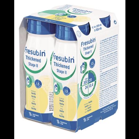 Fresubin Thickened Drink Stage 1 - Vanille - 4x200ml