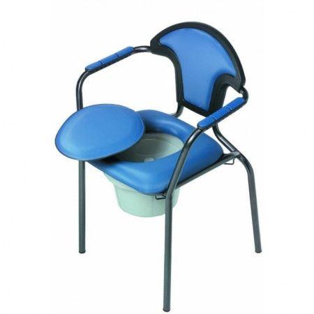 Herdegen Toiletstoel Blauw