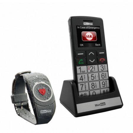 Maxcom MM715 BB Senioren GSM