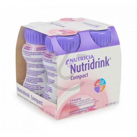 Nutridrink Compact Aardbei