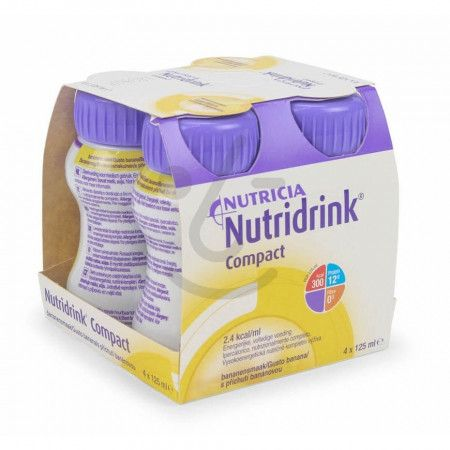 Nutridrink Compact Banaan