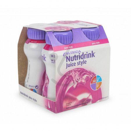 Nutridrink Juice Style bosvruchten