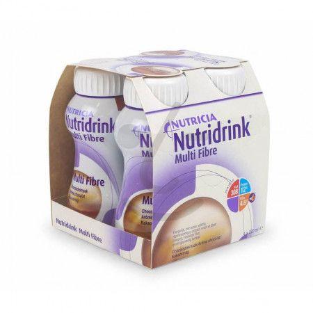 Nutridrink Multi Fibre Chocolade