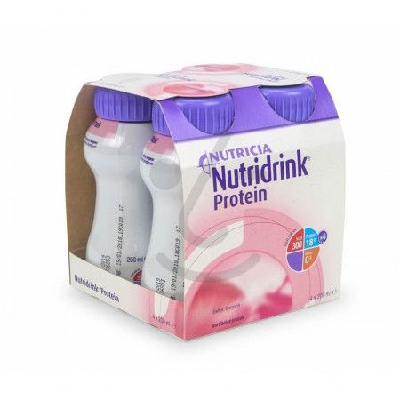 Nutridrink Protein Aardbei