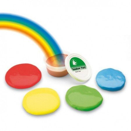 Rainbow Putty strong