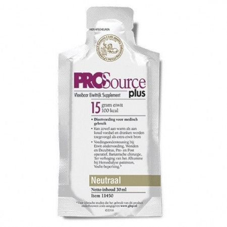 PROSource Plus - Neutraal - 30 ML