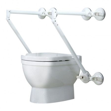 mobiele toiletsteun