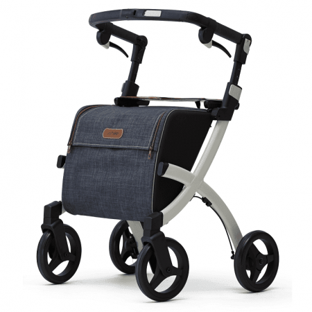 Rollz Flex met knijprem – Denim Grey