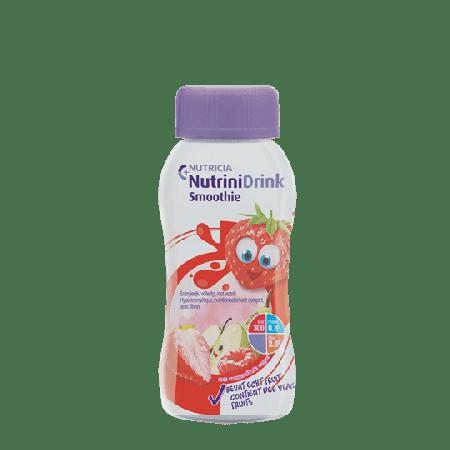Nutrinidrink Smoothie - Rode Vruchten