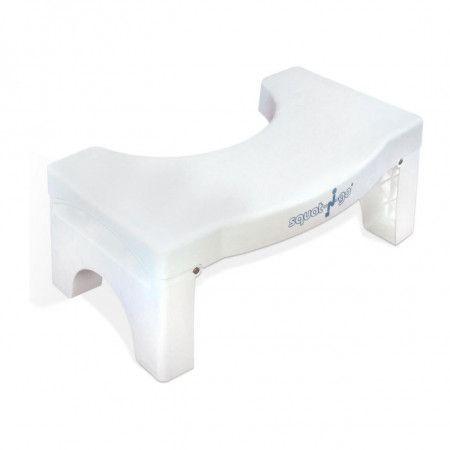 Squat-N-Go Opvouwbaar Toiletkrukje wit