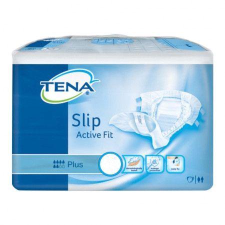 TENA Slip Active Fit Plus - L - 30 Stuks