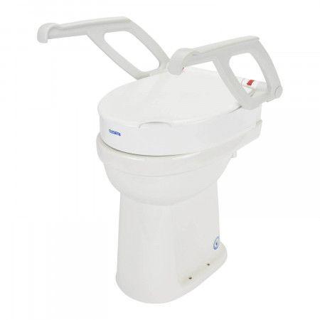 Toiletverhoger Aquatec 90000 met Armleuningen