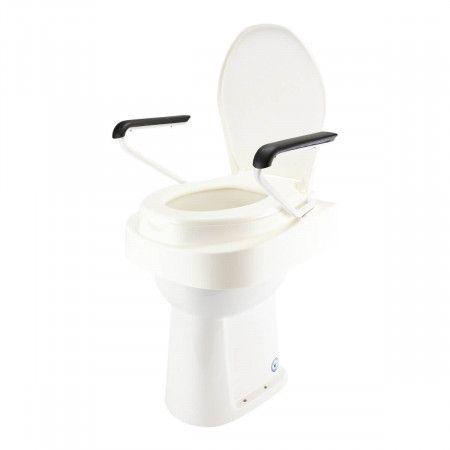 Toiletverhoger Compleet