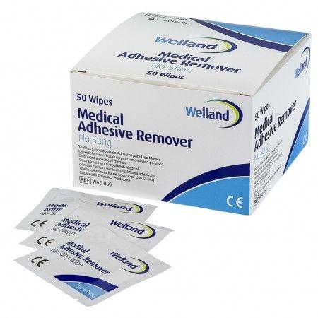 Welland Adhesive Removerdoekje