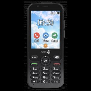 DORO 7010 senioren mobiel met 4G netwerk