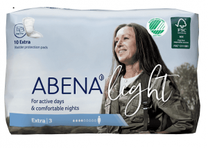 Abena Light Extra 10 stuks verpakking