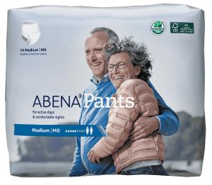 Abena Pants ZERO M0 - 14 stuks verpakking