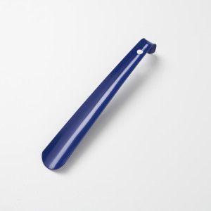 RVS Schoenlepel - 31 cm blauw