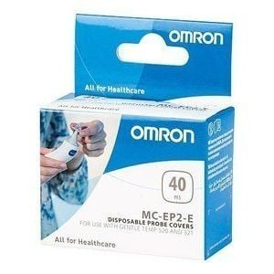 Omron Oorthermometer hoesjes MC520/521 verpakking
