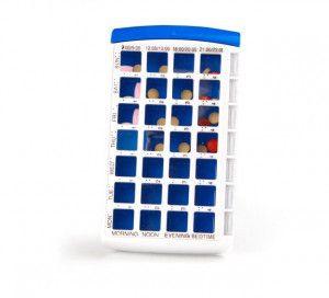 Week Medicijncassette