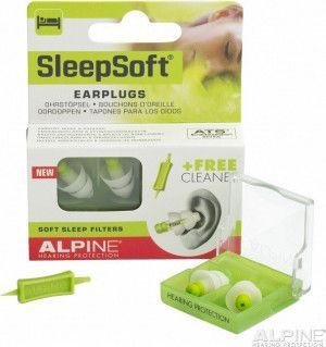 SleepSoft Oordopjes
