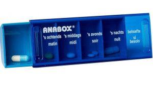 Anabox Dagbox