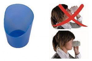 beker neusuitsparing flex cup
