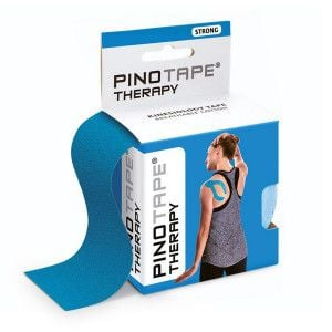 Pinotape Pro Therapy - Blauw 5 cm x 5 m