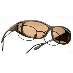 Cocoons Overzetbril Amber