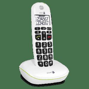 Doro PhoneEasy 110 Senioren Huistelefoon-Wit
