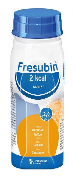 Fresubin 2kcal Drink - Caramel - 4x200ml